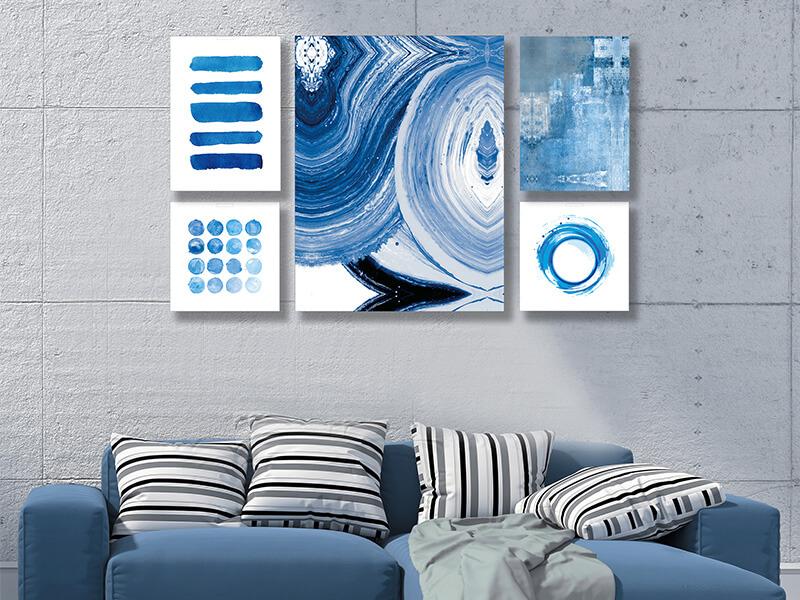 Maxim Wall Art Array image159