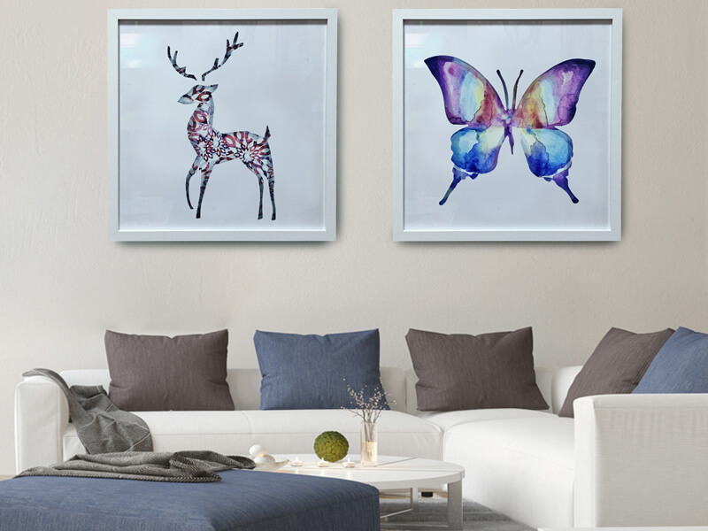 Beautiful Framed Print Wall Decor Frame Printing Framed Wall Art