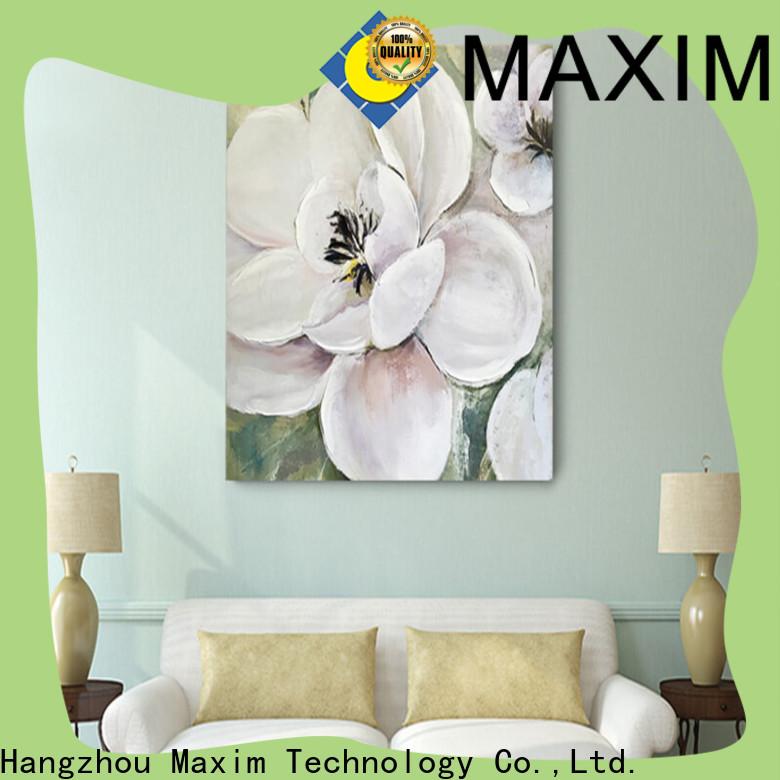 Maxim Wall Art big canvas prints factory price for living room