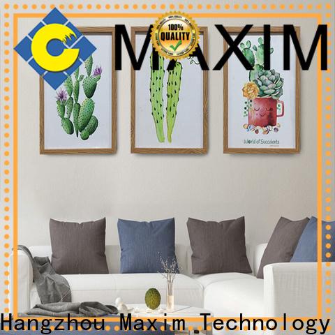 Maxim Wall Art gold framed wall art manufacturer for home office