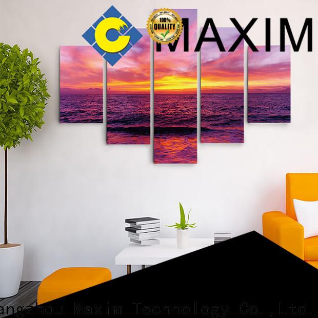 creative canvas panel supplier for kitchen