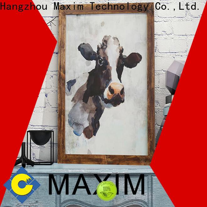 Maxim Wall Art black framed wall art manufacturer for restroom