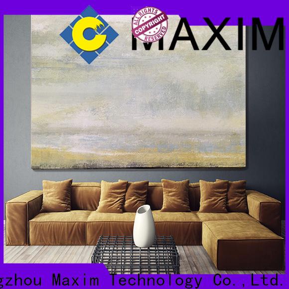 Maxim Wall Art hotel room decoration supplier for bathroom