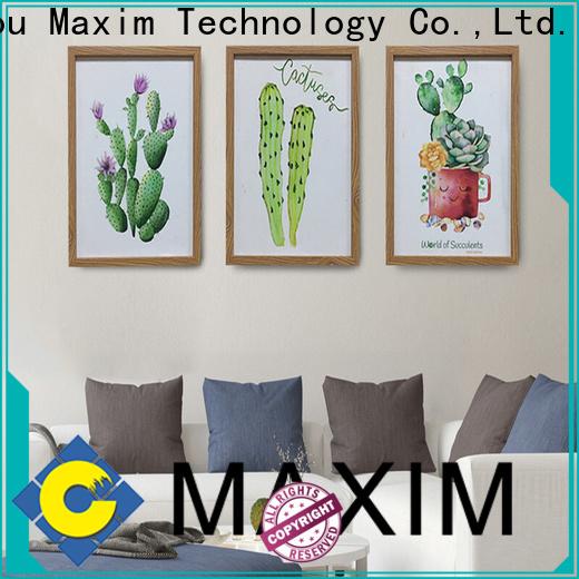Maxim Wall Art beautiful gold framed wall art supplier for office