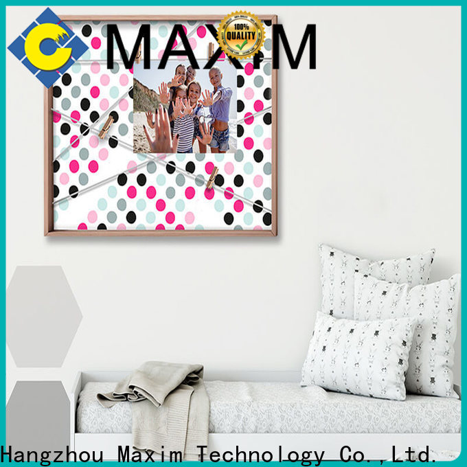 Maxim Wall Art weekly planner board design for home