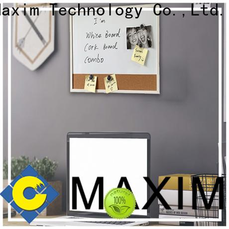 Maxim Wall Art long lasting cork board wall from China for kitchen