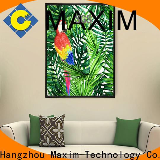 Maxim Wall Art panel wall art wholesale for bedroom