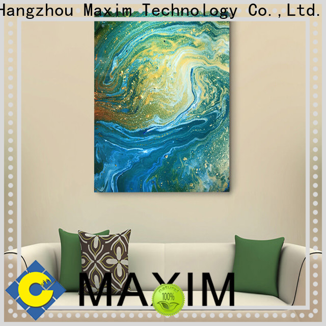 Maxim Wall Art creative painting art on canvas personalized for kitchen