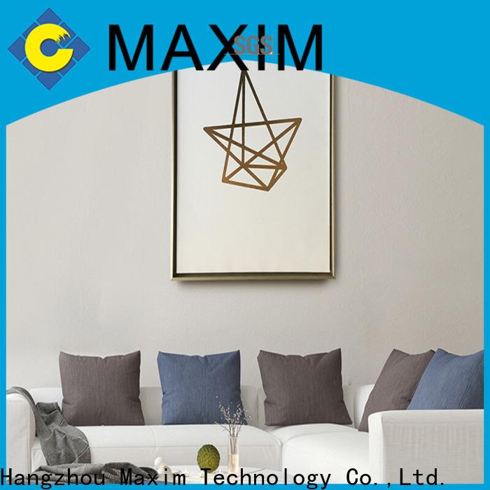 Maxim Wall Art quality black framed wall art supplier for office