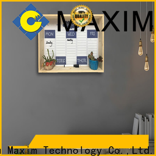 Maxim Wall Art cork board wall with good price for home