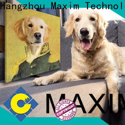 Maxim Wall Art creative bathroom canvas art factory price for kitchen
