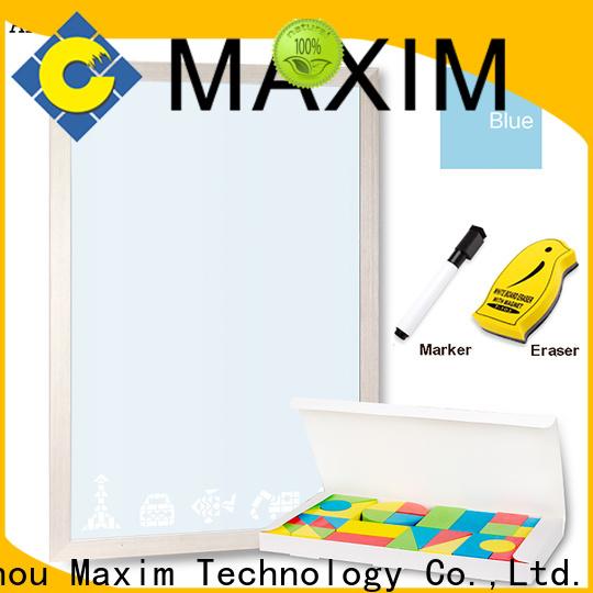 Maxim Wall Art beautiful wipe board customized for living room