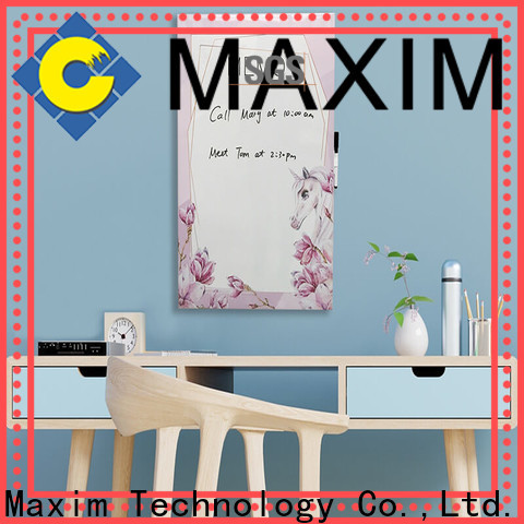 good quality magnetic notice board with good price for home