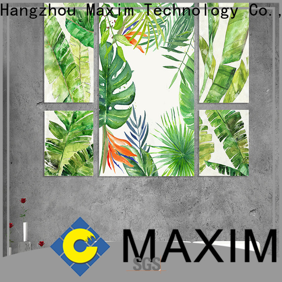 Maxim Wall Art outside wall decor supplier for bedroom
