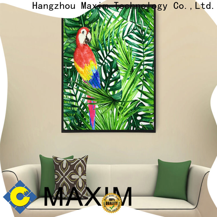 Maxim Wall Art elegant painting art on canvas supplier for kitchen