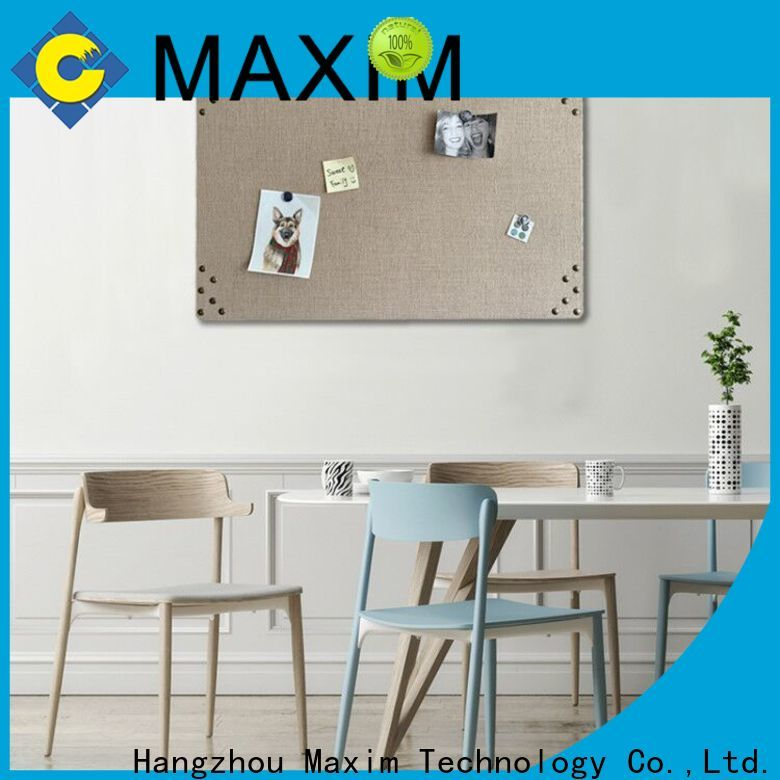 Maxim Wall Art large cork board from China for living room
