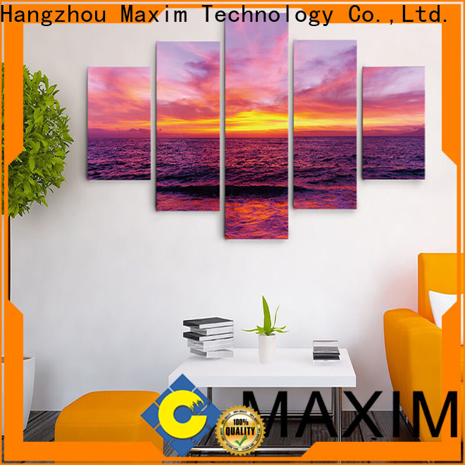 Maxim Wall Art large wall pictures factory price for bathroom