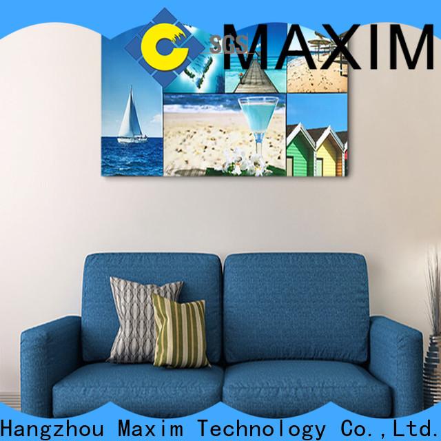 Maxim Wall Art creative outside wall decor wholesale for living room