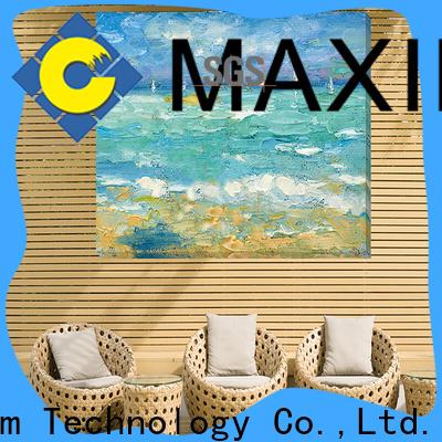 Maxim Wall Art big wall decor factory price for bathroom