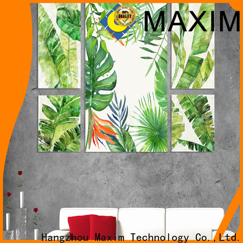 long lasting panel wall art wholesale for living room