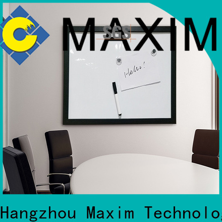 colorful white cork board from China for living room