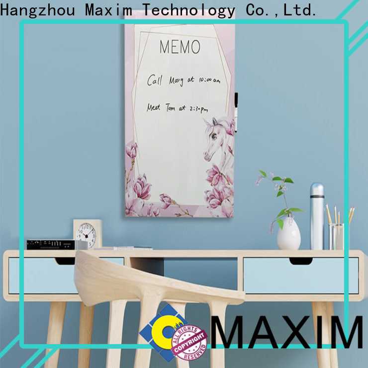 top quality memo board supplier for home