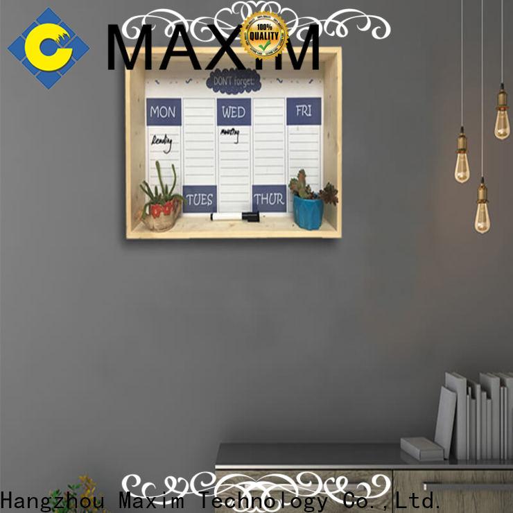Maxim Wall Art cork board wall design for home
