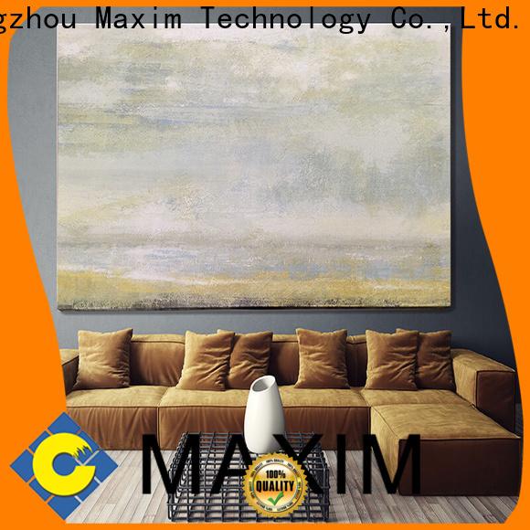 Maxim Wall Art panel wall art supplier for living room