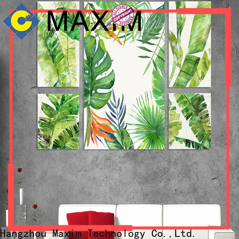 Maxim Wall Art popular canvas for living room supplier for living room