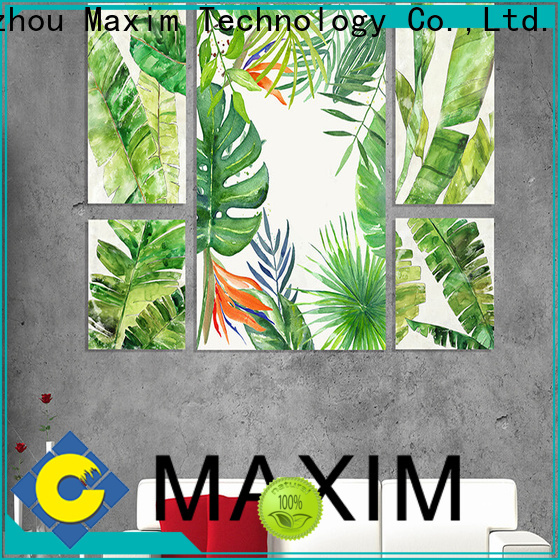 Maxim Wall Art painting art on canvas personalized for kitchen