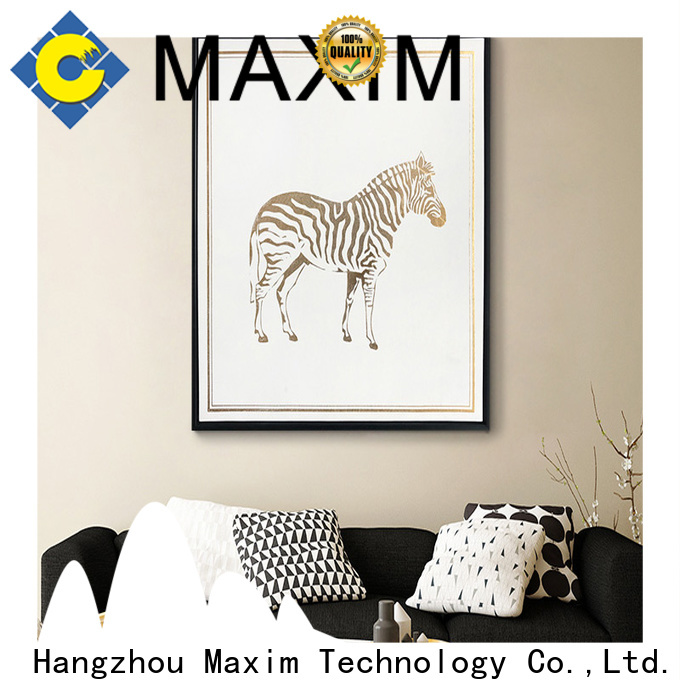 quality green wall art manufacturer for home office