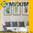 Maxim Wall Art hot selling 3 panel wall art supplier for office