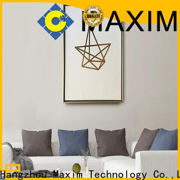 Maxim Wall Art hot selling green wall art supplier for restroom