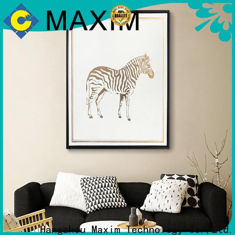 Maxim Wall Art professional green wall art supplier for restroom