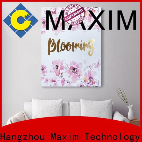 Maxim Wall Art bathroom canvas art wholesale for living room