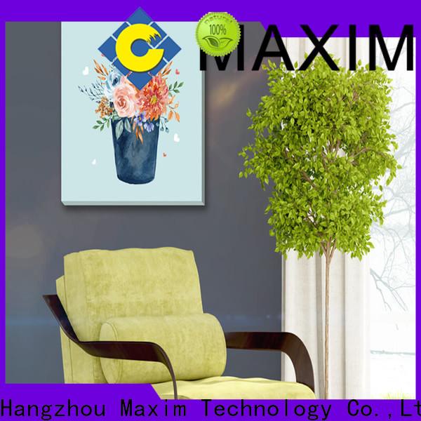 Maxim Wall Art fashion wall art factory for shop