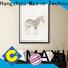 Maxim Wall Art professional gold framed wall art supplier for home office