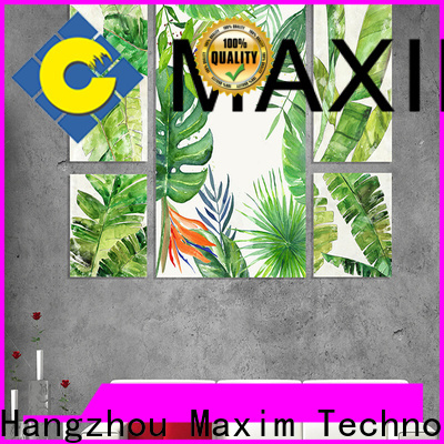 Maxim Wall Art painting art on canvas personalized for bathroom