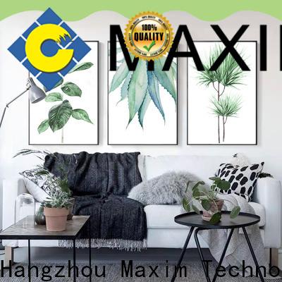 Maxim Wall Art New framed canvas wall art manufacturer