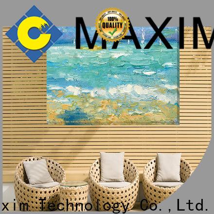 Maxim Wall Art framed canvas wall art supplier