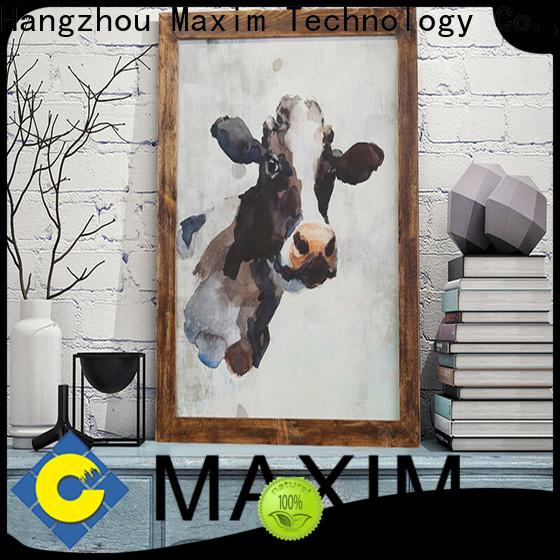Maxim Wall Art New small framed art factory