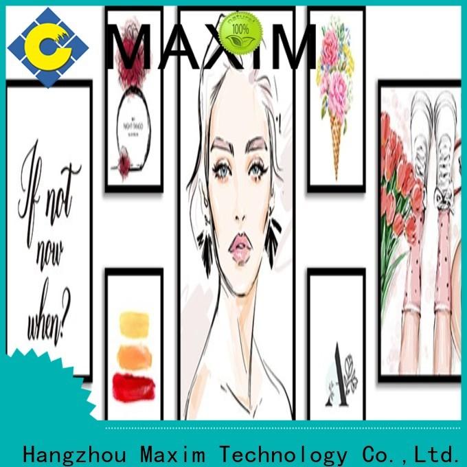 Maxim Wall Art Custom wall art decor supply