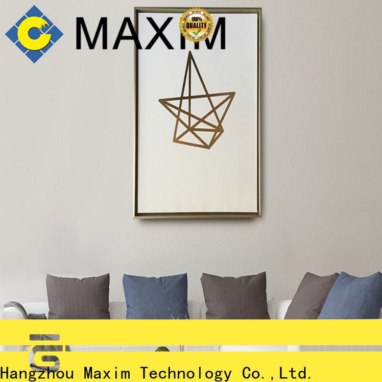 Maxim Wall Art large framed art factory